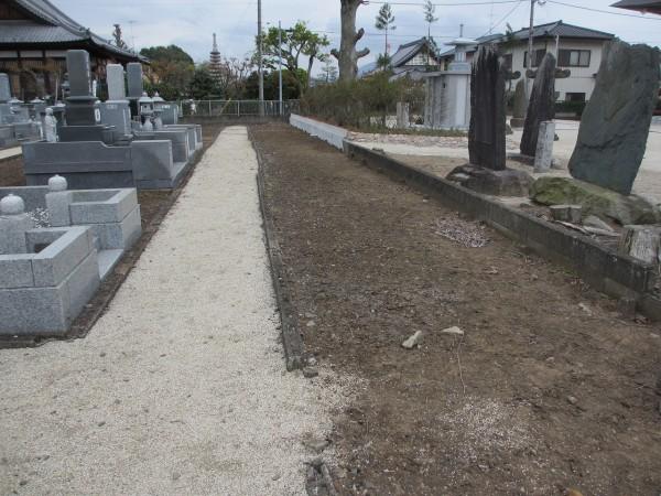 千妙寺 空墓所2