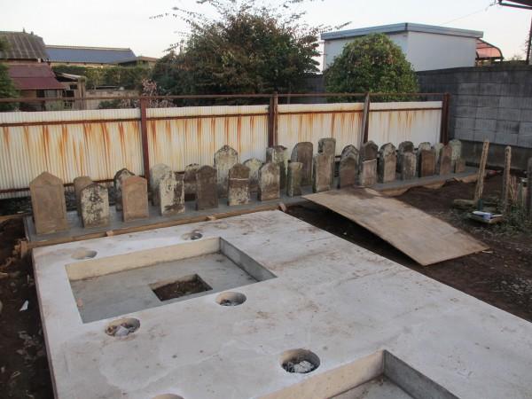 石島家 先祖の墓